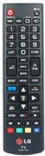 LG Remote Control  for 47LN575V Smart Led TV